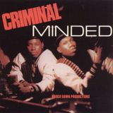 Boogie down production's criminal minded mix