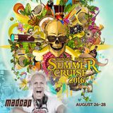 MadCap live @ Monday Bar Summer Cruise 2016