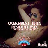 T-Dj Milana - Oceanbeat Ibiza (Live set)