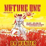 Nature One 2015 - Da Hunter @ Acid Wars & Fusion Club - 01.08.2015