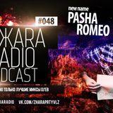 ЖARA Radio Podcast №48 (Week 06.03.14) Mixed By Pasha Romeo