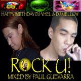 ROCK YOU ! mixed by PAUL GUEVARRA