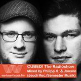 CUBED! #154 - Philipp H & Jonson (Jeudi Rec. / Semester Musik)