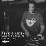 Psyk & Aiken - 20 Février 2016