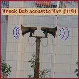 Wreck Dub Acoustic War 1184