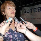 Maria Laura Torre Sec Gremial SUTEBA @luislauge 13-12-2017