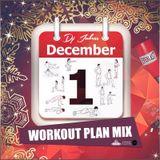 Jukess Advent Calendar - 1st December: Workout Plan