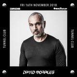 David Morales Live set 16/11/2018 @ Tunnel – Milan - Italy