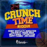 "Mr. Bruckshut - ""Crunch Time Riddim (2014) Mix"""