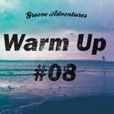 Warm Up #08 - Deep House Mix (Live)