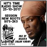 "Lobotomy Sound System & Selecta Jallah Kadafi "" Session New Roots Reggae 90-2k0 "" 23/10/2017 ..."