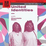 CARISTA presents United Identities w/ Chocolate Swirl 32 @ Red Light Radio 07-04-2018