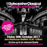 Scott Bond - Live @ Gatecrasher 24th Birthday @ Area, Sheffield UK [21-10-2017]