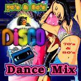 70's & 80's Disco Dance Mix