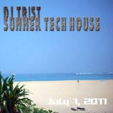 July Tech House Mix