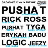 Pusha T,Rick Ross,Tyga,Erykah Badu,Logic,Jeezy MiniMix