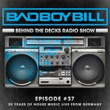 Behind The Decks Radio Show - Episode 37 - 20 Years Of House Music Live From Germany