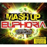 Ministry Of Sound - Mash Up Euphoria - The Cut Up Boys (Cd1)