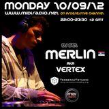 Merlin DJ Set September 2012