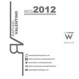 Raphael Valentino - Into2012