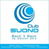 Club Suono - Back 2 Back 02 By Alfredo Rodriguez & Fernando Guerrero