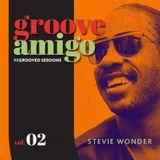 Groove Amigo - ReGrooved Sessions vol. 02 (Stevie Wonder)