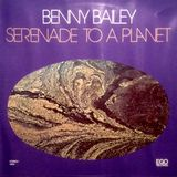 Toni Rese Rarities TRR015-Benny Bailey-Serenate to a Planet-EGO Records-100% Vinyl Only