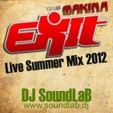 Soundlab - Live mix at Exit Club