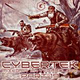 Cybertek Pt.19 mixed by ZR TECHNOLOGY UPDATE
