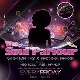 The Soul Parlour Radio Show #1 Jan9