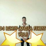 DJ RIMSY-AFRICA FINEST VOL.1