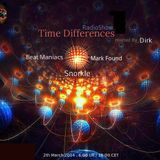 Dirk - Host Mix - Time Differences 119 (2nd March 2014) on TM-radio.com