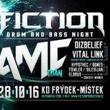 DJ HAMHAM-Fiction dj contest