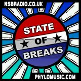 The State of Breaks with Phylo on NSB Radio - 8-3-2015