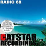 CATSTAR RECORDINGS RADIO SHOW 88
