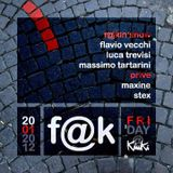 Flavio Vecchi @ F@K (Kinki), BO - Opening Party - 20.01.2012