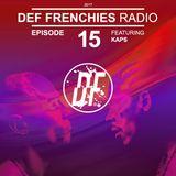 Def Frenchies Radio ep. 15 - Special Rap Français