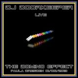 DJ Doorkeeper - THE DOMINO EFFECT live at CLUB PAULA Dresden 01-06-2013