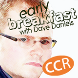 Early Breakfast - #HomeOfRadio - 31/01/17 - Chelmsford Community Radio