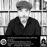 The IEG presents The Midweek Electronica Show, 06 November 2018, with Lippy Kid