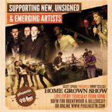 The Home Grown Show 29/05/14 Part 1