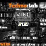 DJ DELLI MIX TECHNO LAP Presented by MINDENERTAINMENT 28.07.17