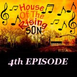 HOUSE OF THE RISING SON - 4th EPISODE (Global EDM Radio - 14.4.13)