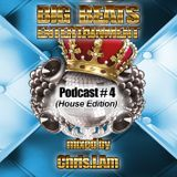 BIG BEATS Entertainment Podcast #4 mixed by Chris.I.Am (House Edition)