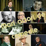 Mari Actori De Comedie: Un Extemporal Satiric-Muzical si Comunicat Despre Eclipsa