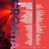 Dennis Ferrer - Live @ Defected Croatia 2018 - Day 5 [The Garden Resort, Tisno] 13.08.18