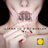 DJ BURLAK Guest Mix - Deep Emotions 054 February 2018