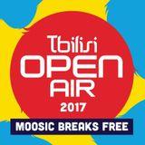 Tbilisi Open Air 2017 / Zion Garden Stage / Progressive Psy Set / 17.06.2017