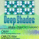 Deep Shades 002: Camy (Live DJ Mix @ Deep Shades - 1st Party)