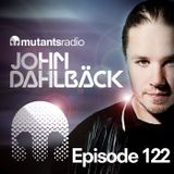 Mutants Radio With John Dahlback - Show 122 - Dim Chris Takesover
